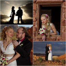 Fotoshooting mit Scenig Las Vegas Weddings