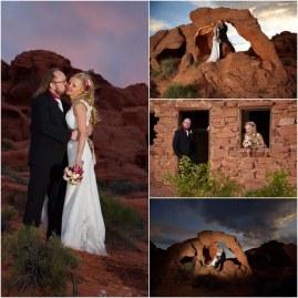 Fotoshooting mit Scenig Las Vegas Weddings